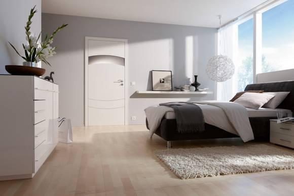 33 moderne t ren. Black Bedroom Furniture Sets. Home Design Ideas