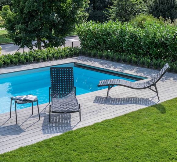 48 gartenideen mit pool und teich for Gartenideen pool