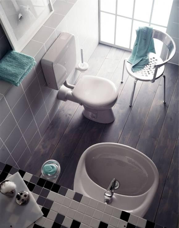 Badezimmer inspirationen for Inspirationen badezimmer in grau