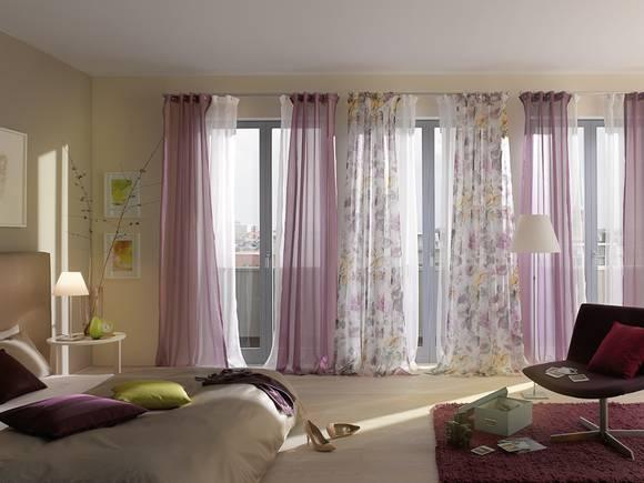 vorhang ideen wohnzimmer | möbelideen - Deko Ideen Gardinen Wohnzimmer