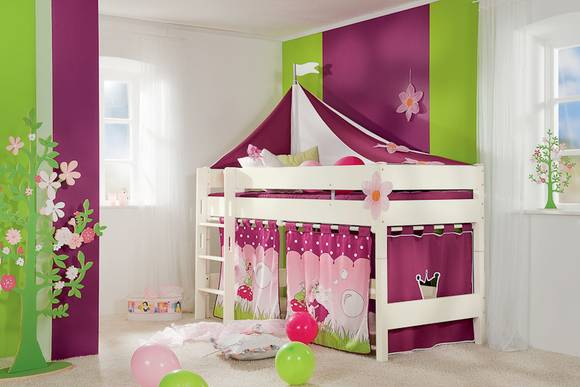 30 einrichtungsideen f rs kinderzimmer. Black Bedroom Furniture Sets. Home Design Ideas