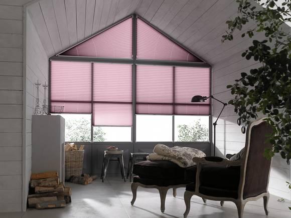 Ungewohnliche Deko Ideen : Auch für ungewöhnliche Fensterformen, wie ...