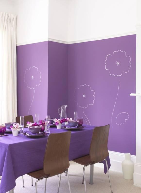 wandgestaltung. Black Bedroom Furniture Sets. Home Design Ideas