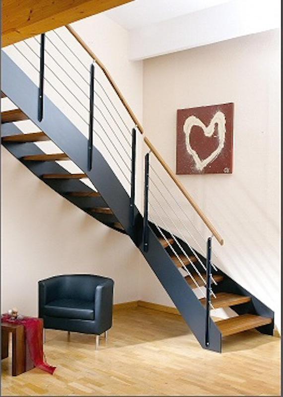 33 treppen klassisch und modern. Black Bedroom Furniture Sets. Home Design Ideas
