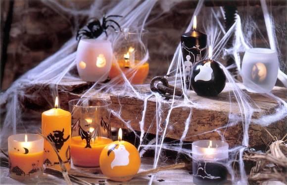 30 schaurig sch ne ideen f r halloween. Black Bedroom Furniture Sets. Home Design Ideas