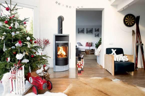 50 fantastische ideen f r die weihnachtsdeko. Black Bedroom Furniture Sets. Home Design Ideas