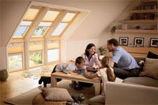 Fenstereinbau verbessert lebensqualit t unterm dach for Badideen unterm dach