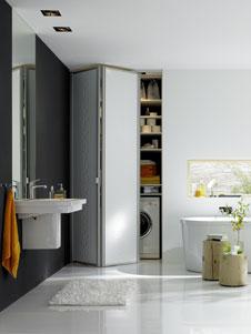 raumplus nutzt nischen. Black Bedroom Furniture Sets. Home Design Ideas