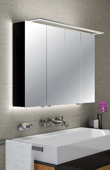 h ngende badm bel spiegelschr nke. Black Bedroom Furniture Sets. Home Design Ideas