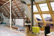Preiswerter zusatzwohnraum unterm dach die besten tipps for Badideen unterm dach