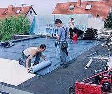Dachdecker flachdach  Tipps zur Flachdach-Entwässerung