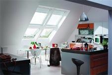 K che lesezimmer oder wohnzimmer unterm dach for Badideen unterm dach