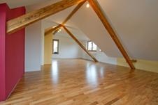 dachausbau vom speicher zum loft. Black Bedroom Furniture Sets. Home Design Ideas