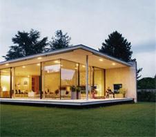 Die deutschen lieben bungalows