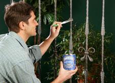 Hammerite metall schutzlack matt umweltfreundliche for Gartengestaltung 700 qm