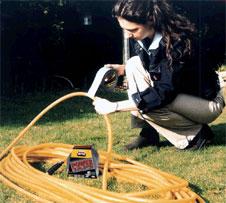 Gartenschlauch Und Wasserschlauch Reparieren Mit Pattex