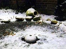 Der gartenteich nach dem winter faulgase und sauerstoffarmut for Gartenteich im winter