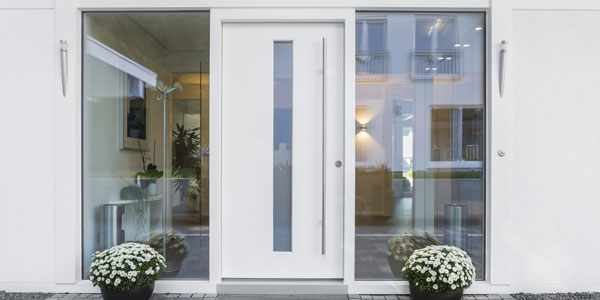 Als Schnittstelle Zwischen Innen  Und Außenbereich Sollte Den Haus  Oder  Terrassentüren Und Den Fensterflächen Bei Der Hausbauplanung Viel  Aufmerksamkeit ...