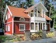 Schwedisches Holzhaus schwedische holzhäuser