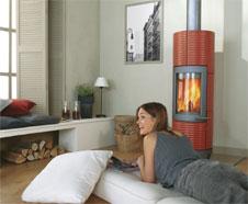 knisternde abende mit dem kachelofen. Black Bedroom Furniture Sets. Home Design Ideas