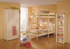 kinderzimmer f r geschwister. Black Bedroom Furniture Sets. Home Design Ideas