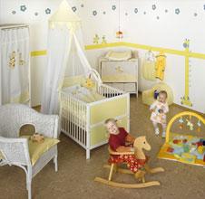 Kinderzimmer gestalten fotos