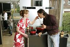 Küchenausstattung im passivhaus