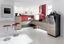 aktuelle k chentrends. Black Bedroom Furniture Sets. Home Design Ideas