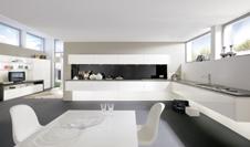 schwebende leichtigkeit f r die k che. Black Bedroom Furniture Sets. Home Design Ideas