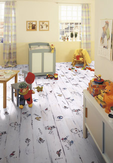 laminatb den f rs kinderzimmer. Black Bedroom Furniture Sets. Home Design Ideas