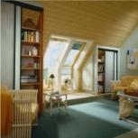 cleverer dachbodenausbau. Black Bedroom Furniture Sets. Home Design Ideas