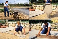 Tipps Fur Die Richtige Verlegung Von Pflastersteinen Im Garten