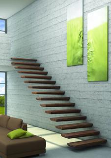 Treppen Ohne Geländer treppen für individualisten