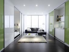 wohnraumgestaltung mit türen - Wohnraumgestaltung