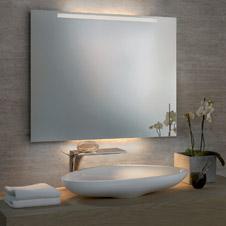led lampen und beleuchtungssysteme f r das badezimmer. Black Bedroom Furniture Sets. Home Design Ideas