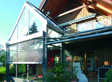 wintergarten mit automatischer steuerung f r optimales wohlf hl klima. Black Bedroom Furniture Sets. Home Design Ideas