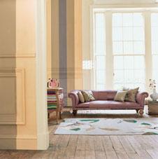 Vertrautheit als neuer farbtrend for Wohnraum farbgestaltung